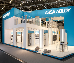 ASSA ABLOY - Messestand
