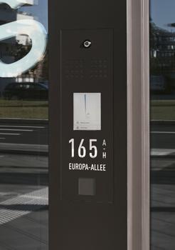AXIS Frankfurt Detailansicht