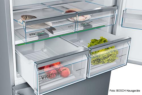 Bosch Kühlschrank innen