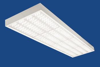 LED-Hallenleuchte worker und sportler