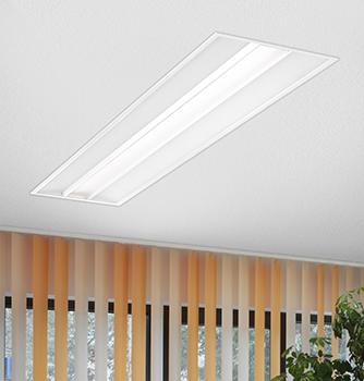 Die neue teno-LED-Einbauleuchte