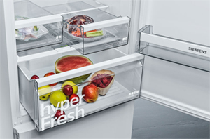 Siemens Kühlschrank Hyperfresh : Siemens die neuen coolflex kühl gefrierkombinationen mit