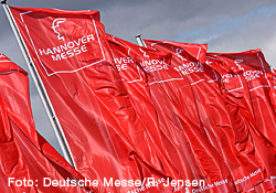 Hannover Messe Start