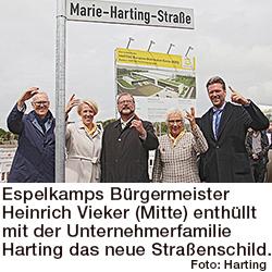 Neubau 2017 Straßenschild