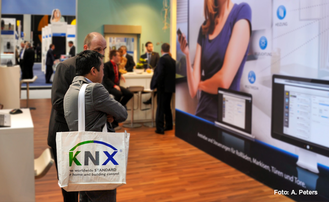 KNX Virtuelle Messe