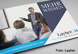Layher Technik-Seminare