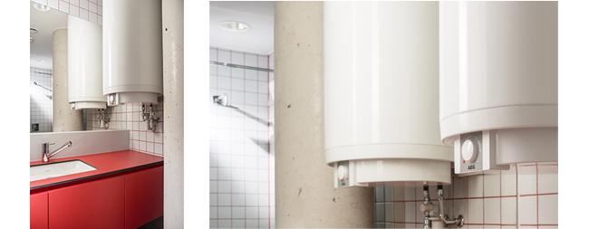Der AEG Wandspeicher DEM easy steht mit einem Fassungsvolumen von 30 bis 200 Liter zur Verfügung. Die Universal-Wandaufhängung ermöglicht eine schnelle und leichte Montage.