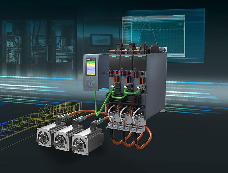 Siemens - SINAMICS S210