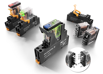 D-Series: Kompakte 1- und 2-Wechsler Relais