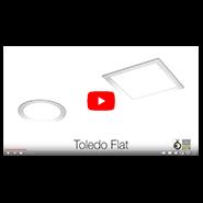 TOLEDO FLAT | Innenleuchten | Video Produkthighlights