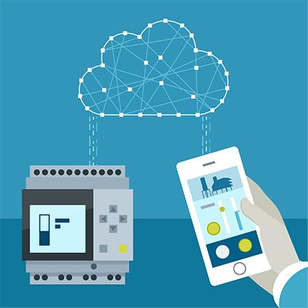 Siemens LOGO Mehrwert Cloud