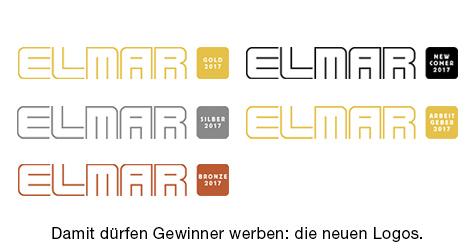 ELMAR - neue Logos