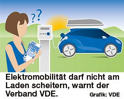VDE e-autos laden bezahlen