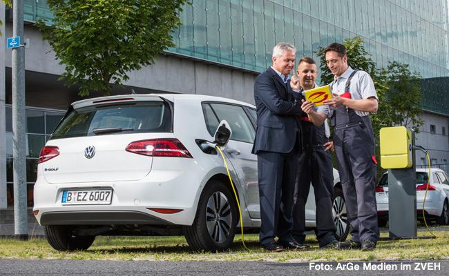 ZVEH Elektrohandwerke VW