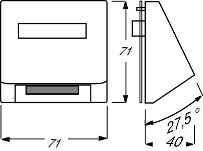Плата центральная с суппортом для коммуникационных разъемов и цоколей DCS от 1850 EB до 1876 EB (корпус) impuls альпийский бел. ABB 1753-0-5010 купить в интернет-магазине RS24