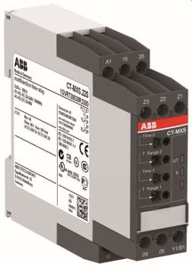 (A) Time relay CT-MXS.22S, 1SVR730030R3300