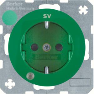 Legrand biztonsági kulcs falon kívüli lámpákhoz, Plexo 55 zárható kerethez