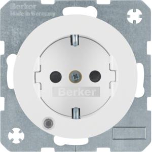 Koro hajólámpa kerek fehér, G23, 2X9W, IP55, kompakt fénycsöves
