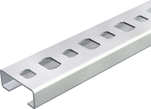 C sin 20x8 2m/db perforált résméret 11mm