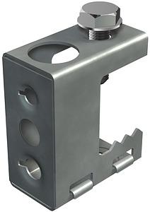 Tartócsavar-kapocs 2-13mm OBO 1484702