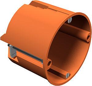 Gipszk.doboz szerelv./kötő d=68mm/61mm