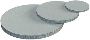Porvédő lemez átszúráshoz PG9,M16