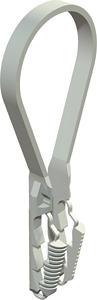 Rögzítőbilincs kábelhez és cső3-13mm