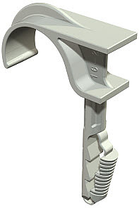 Kábelrögzitő 22-30mm 1-es (beütőszáras)