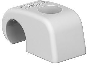 Haft Clip, szeg nélkül 7-12mm OBO 4040 SP