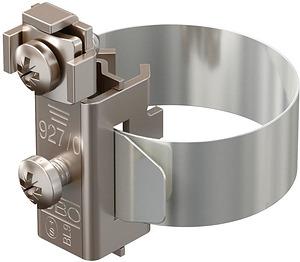 Földelő bilincs 8-22mm