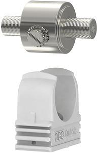 Védőkészülék DS-F W/W 130V nagyfrekv.vezetékhez