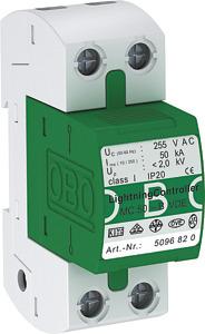 Villámáram levezető ,komplett MC50-B VDE