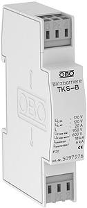 Túlfesz.levezető TKS-B 120V nagyfrekvenciás