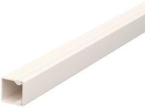 Csatorna fali müa. 15x15 WDK fehér 2m/szál
