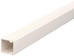 Csatorna fali müa. 20x20 WDK fehér 2m/szál
