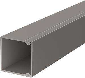 Csatorna fali müa. 40x40 WDK kőszürke 2m/szál OBO WDK40040GR