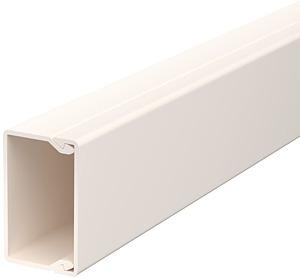 Csatorna fali müa. 25x40 WDK fehér 2m/szál