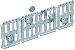 Sarokösszekötő 60x200 vízszintes OBO RWVL 60FS