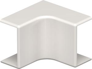Belső sarokfedél 10x20 krémfehér