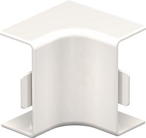 Belső sarokfedél 15x40 krémfehér