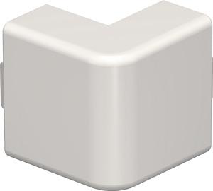 Külső sarokfedél 15x40 krémfehér