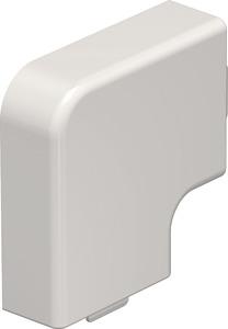 Lapos idomfedél 15x40 krémfehér