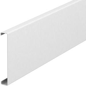 Fedél parapet csatornához hófehér 80x2000