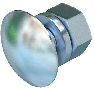 Csavar félgömbfejű M8x16 kombianyával OBO FRS 8X16