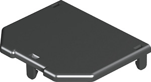 Padlódoboz vakfedél 1fh GB2/3P01