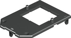 Padlódoboz kivágott fedlap 1fhGB2/3P5