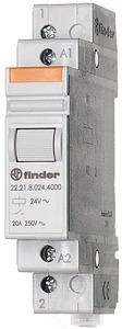 Relé sorbaépíthető monostabil 1Z 230V AC 20A FIN 22.21.8.230.4.000