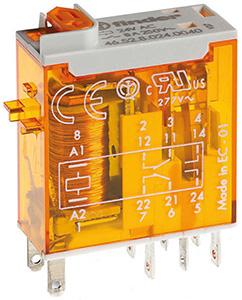 (A) Miniature relay 2CO 8A 230VAC, 465282300054