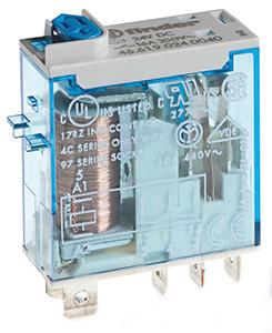 (A) Miniature Relay 1CO 16A 24VDC, 466190240074