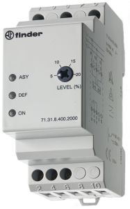 Relé védő fázissorrend aszim. 400V~10A 1V
